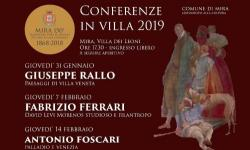 Conferenze in villa a Mira