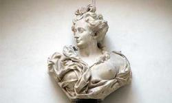 Ca' Corner, busto di donna