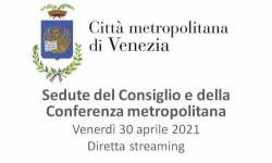 consiglio e conferenza metropolitani del 30 aprile 2021