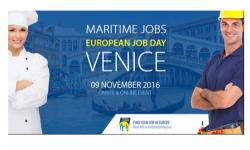 European Online Job Day a Venezia. Maritime Jobs – i lavori del mare