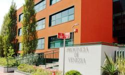 Mestre, Centro servizi: accesso da via Hermada