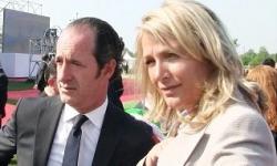 Zaccariotto e Zaia durante un evento pubblico