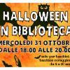 Halloween in biblioteca a Martellago
