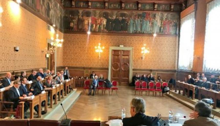 La Conferenza metropolitana approva il Bilancio 2018/2020