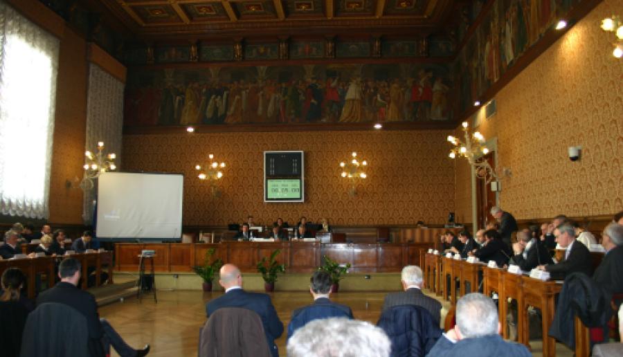 conferenza metropolitana