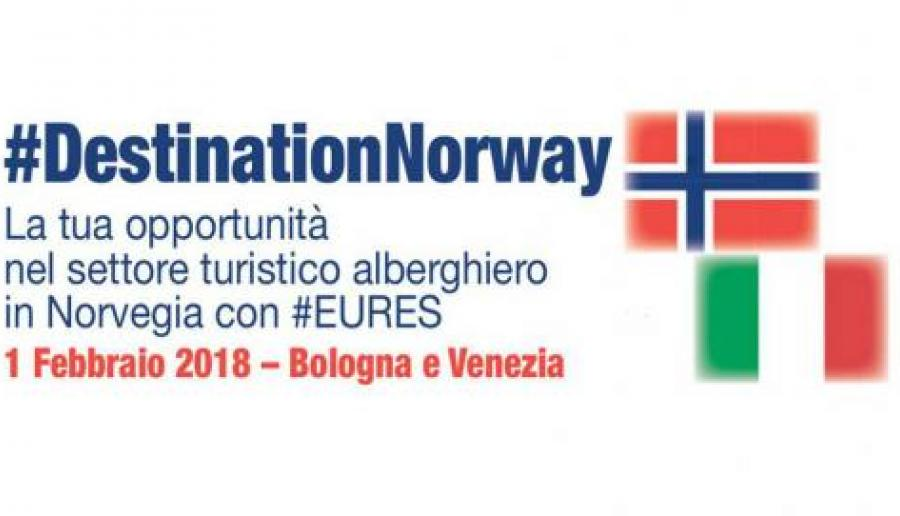 Destination Norway evento Eures