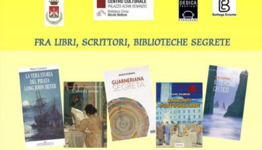 Ciclo di incontri alla biblioteca civica di Portogruaro