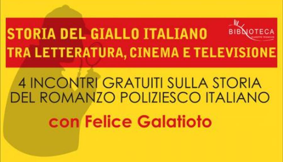 Storia del giallo italiano