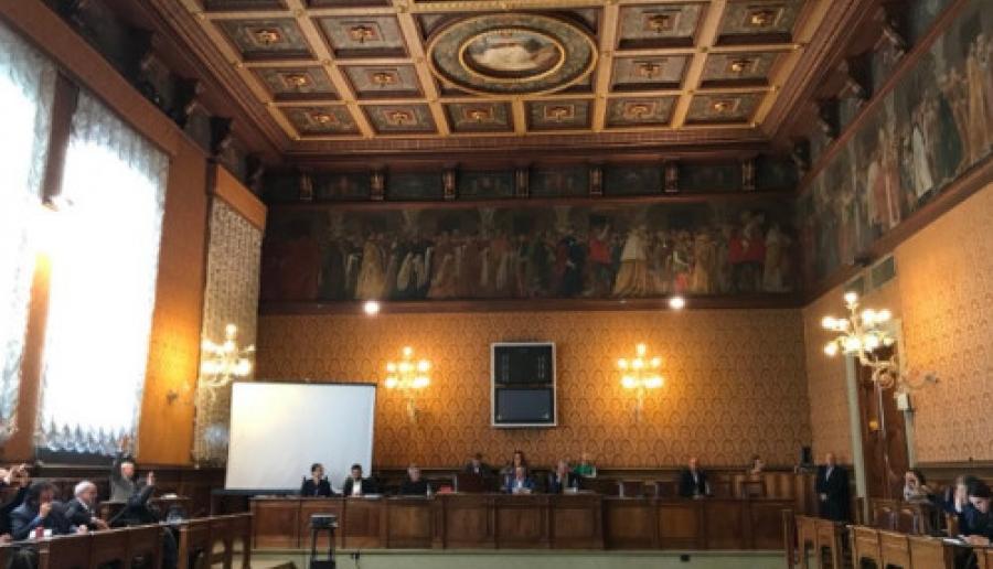 La seduta del Consiglio metropolitano del 25 ottobre 2017
